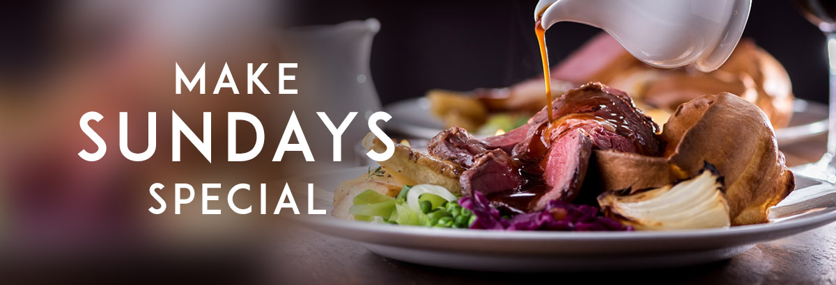 Special Sundays at The Commercial