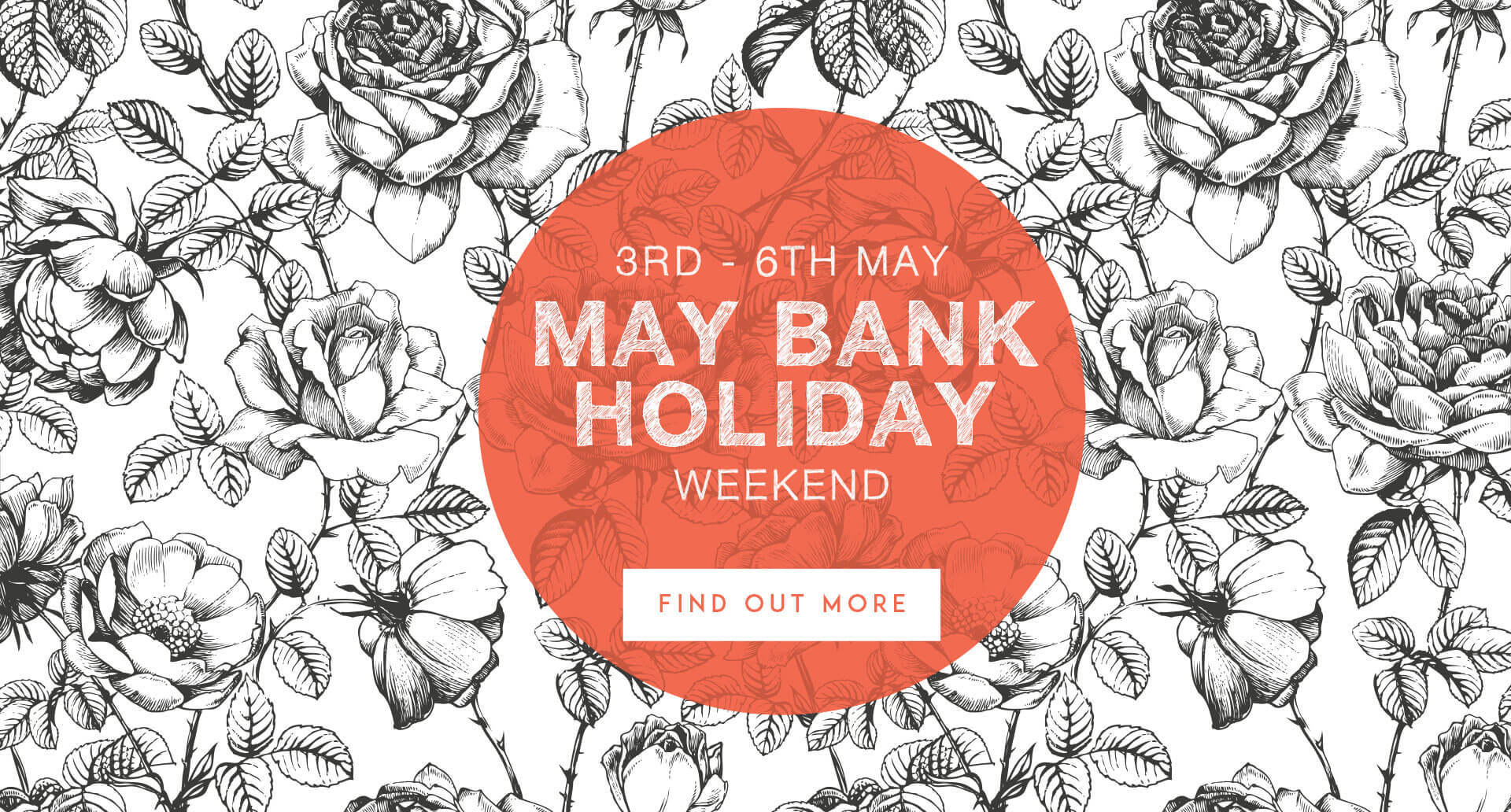 May Bank Holiday at The Commercial